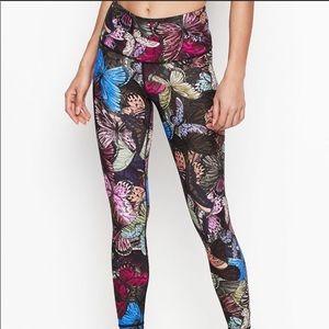 Victoria's Secret Butterfly Leggings L